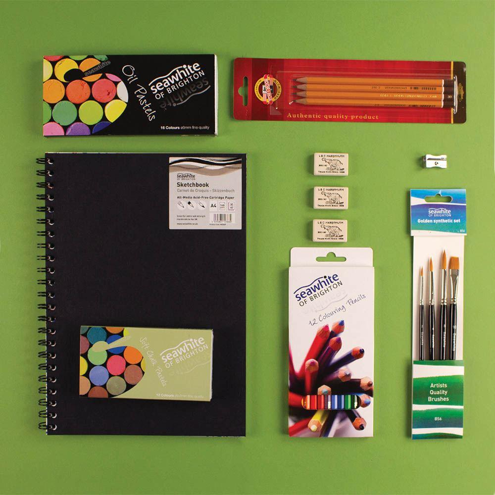 Gcse essential art kit
