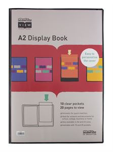 Display Book A2 (10 pockets)