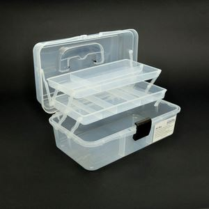 Clear Tool Box