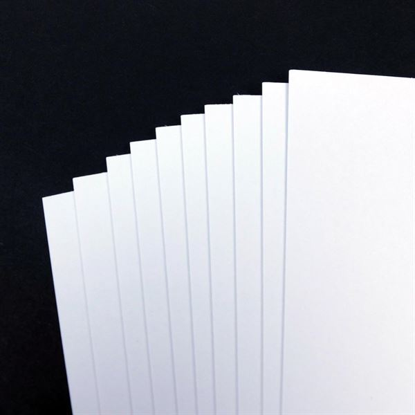 A3 200gsm White Card, 50 Sheet Pack CDW4SA3