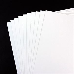 600gsm White Card