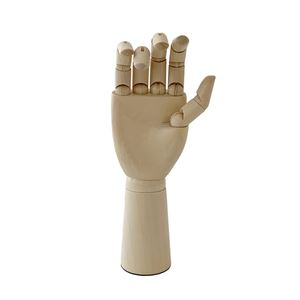 Mannequin Right Hand 12""
