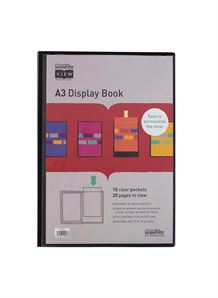 Display Book A3 (10 pockets)