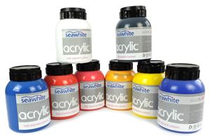 1000ml Acrylic Paint Category Pic