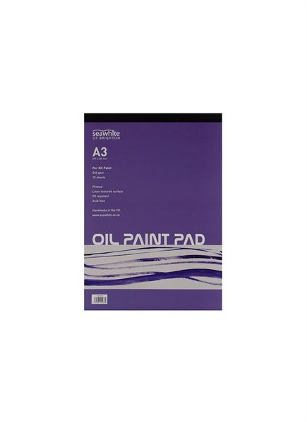PAD0A3 A3 Oil Painting Pad