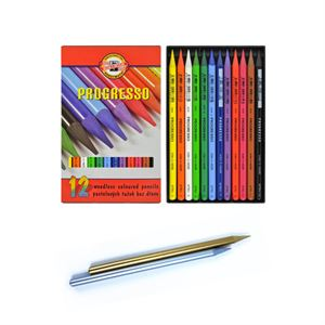 Solid Coloured Pencils