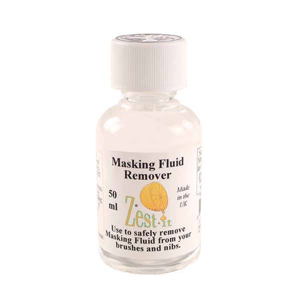 'Zest It' Masking Fluid Remover 50ml PTZMFR