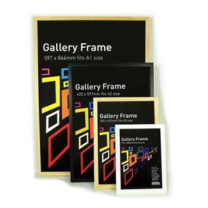 White Gallery Frames