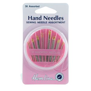 Hand Sewing Neddle Assortment - 30 pack FTSN